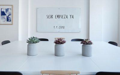 1.1.2018 | Seik empieza ya