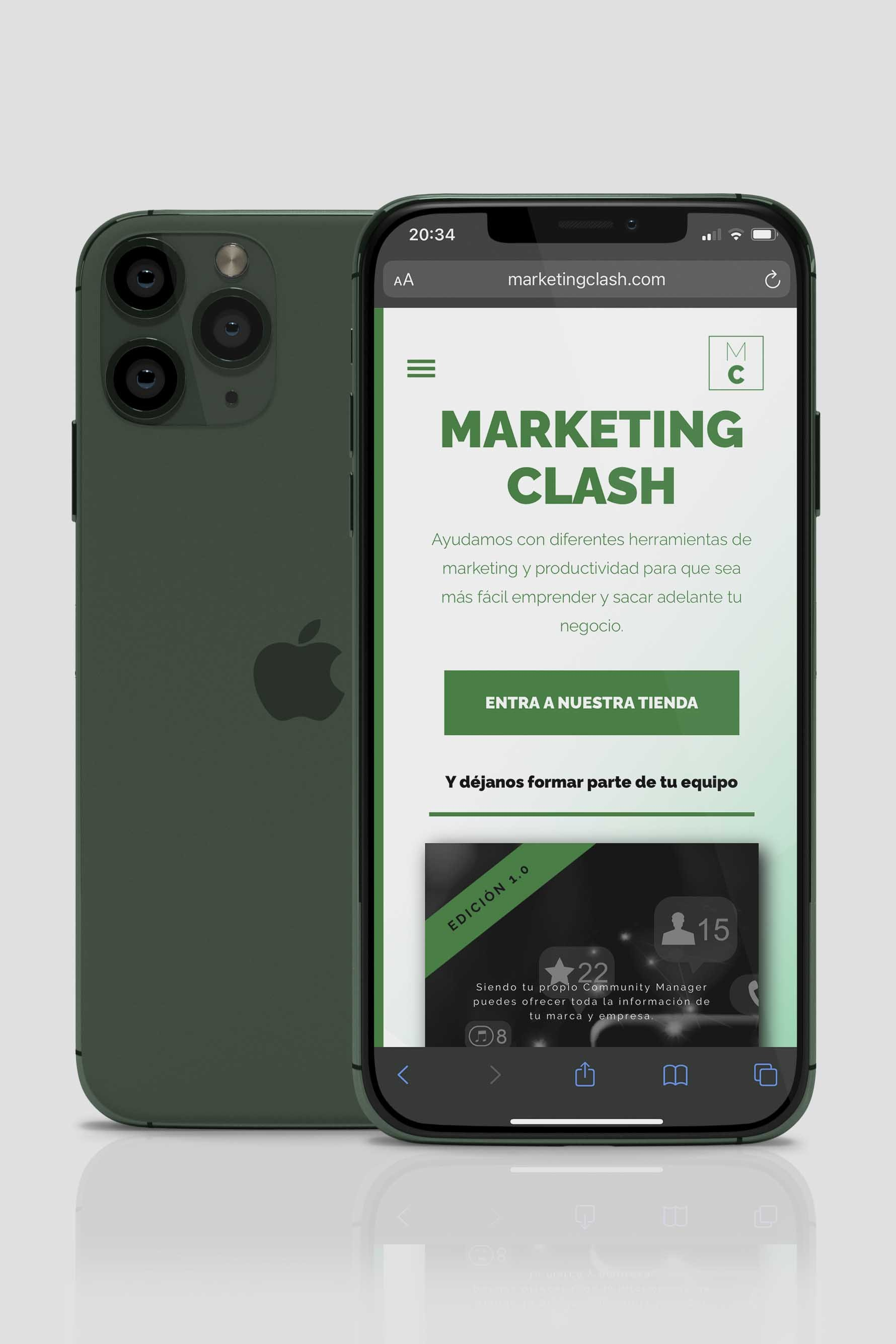 MARKETING CLASH